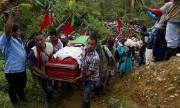 Auswirkungen des bewaffneten Konflikts im Cauca