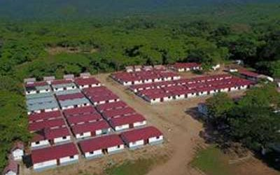 Wiedereingliederung und Sicherheit der ehemaligen FARC-KämpferInnen
