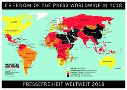 Pressefreiheit unter Druck