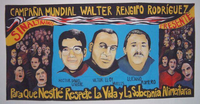 Mord an Nestlé-Arbeiter Romero in Kolumbien: Beschwerde gegen die Schweiz vor dem Europäischen Gerichtshof für Menschenrechte