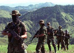 Verbreitung und territoriale Kontrolle illegaler bewaffneter Organisationen