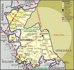 Pausenloser Krieg im Catatumbo