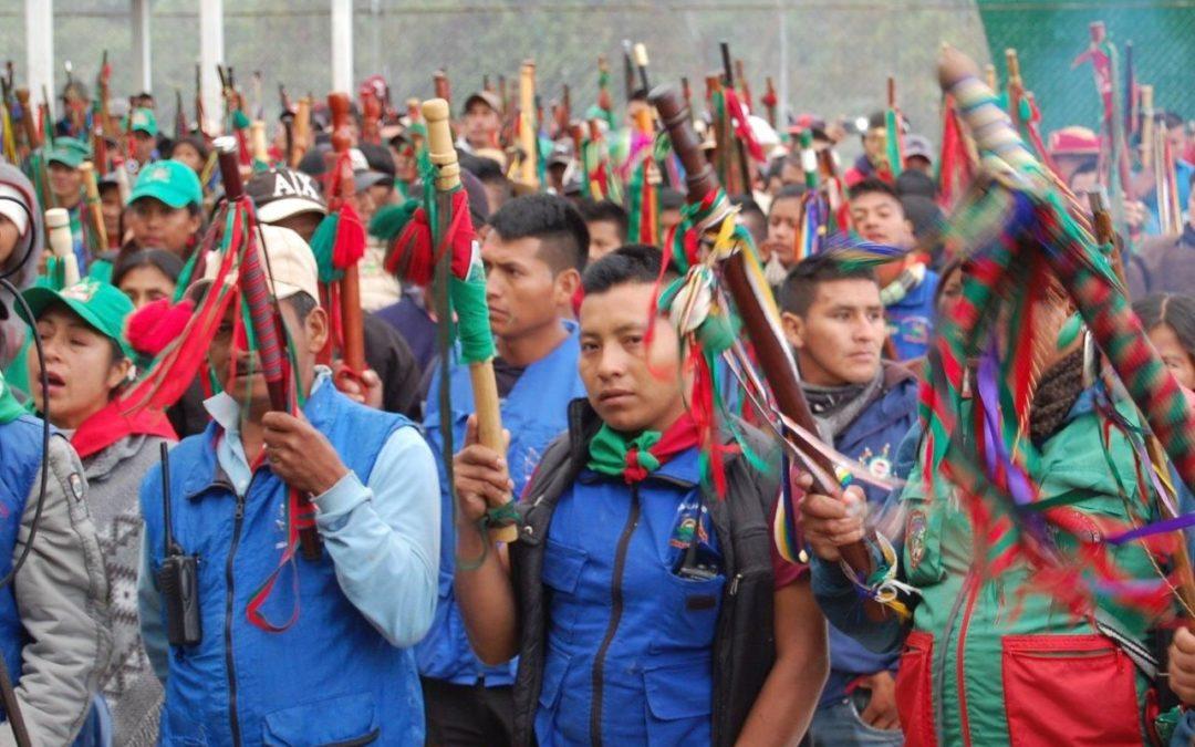 Wiederkehrende Gewalt im Cauca