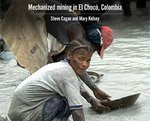 E-Book über illegalen Goldabbau mit schweren Maschinen im Chocó