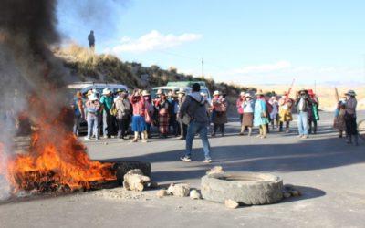 Glencore Antapaccay und die Bevölkerung Espinars – ein nicht endender Konflikt