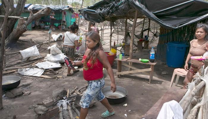 Offener Brief der sechs Autoritäten der Yukpa an den Generalstaatsanwalt Kolumbiens