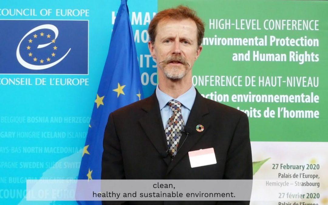 UNO Sonderberichterstatter für Umwelt und Menschenrechte verlangt Unterbruch der Bergbauoperationen von Cerrejón
