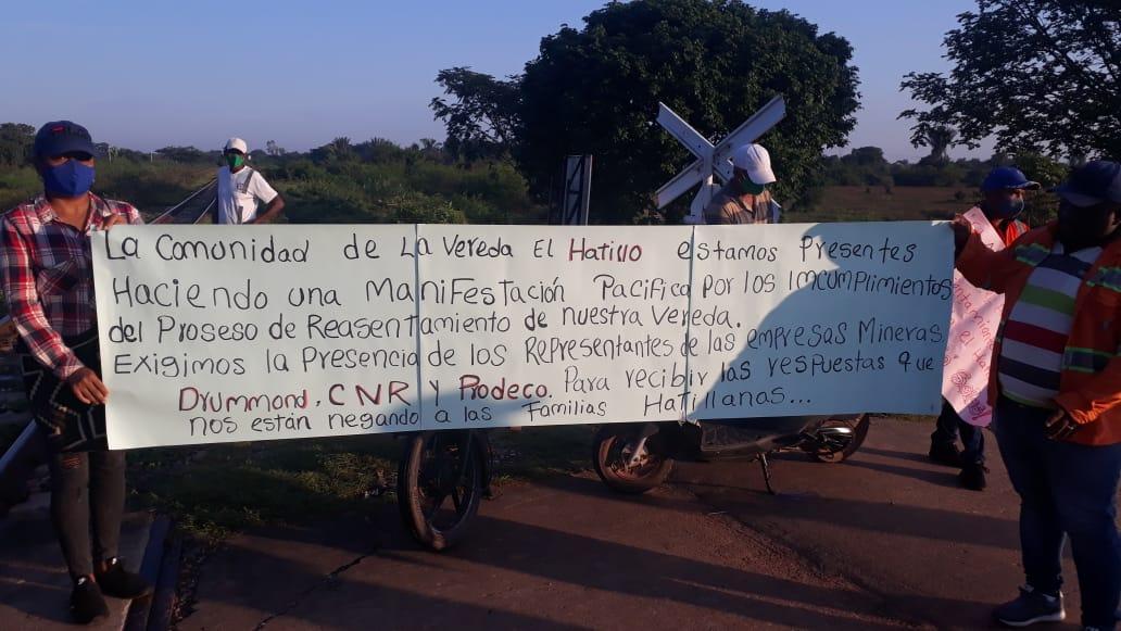 Umsiedlung von El Hatillo unterbrochen – Rechtsverletzungen und Hungerkrise drohen