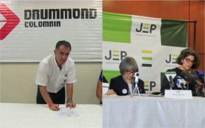Hohe Manager von Drummond angeklagt, Paramilitärs finanziert zu haben