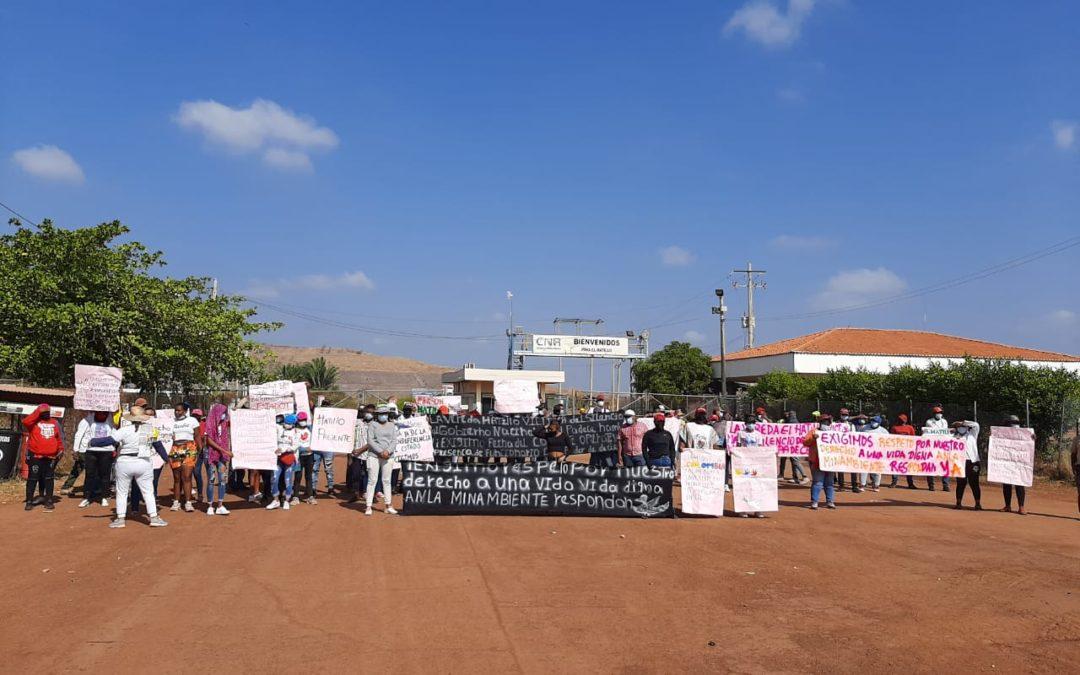 Weitere Proteste und grosse Unsicherheit bezüglich der Umsiedlung von El Hatillo