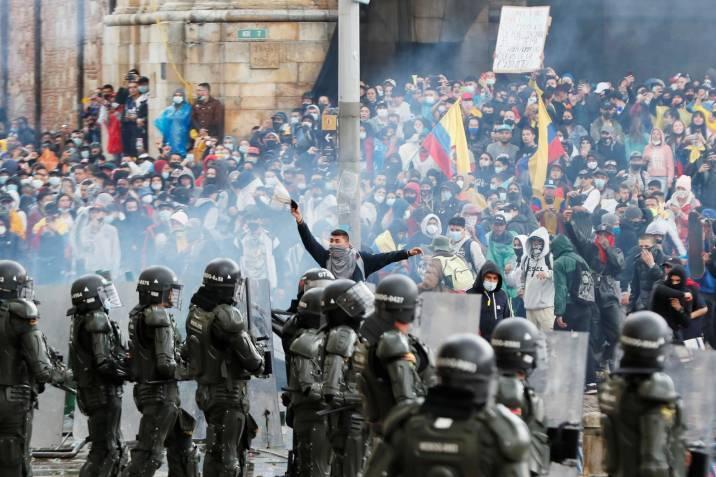Die Regulierung des sozialen Protestes per Dekret ist verfassungswidrig