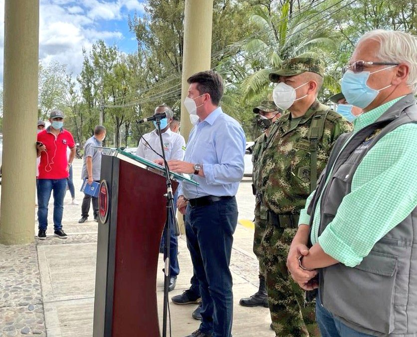 Menschenrechtsverteidiger im Cauca in Gefahr